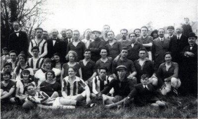 1925 equipe basket foot