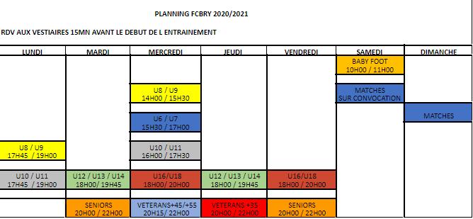 Planning fcbry
